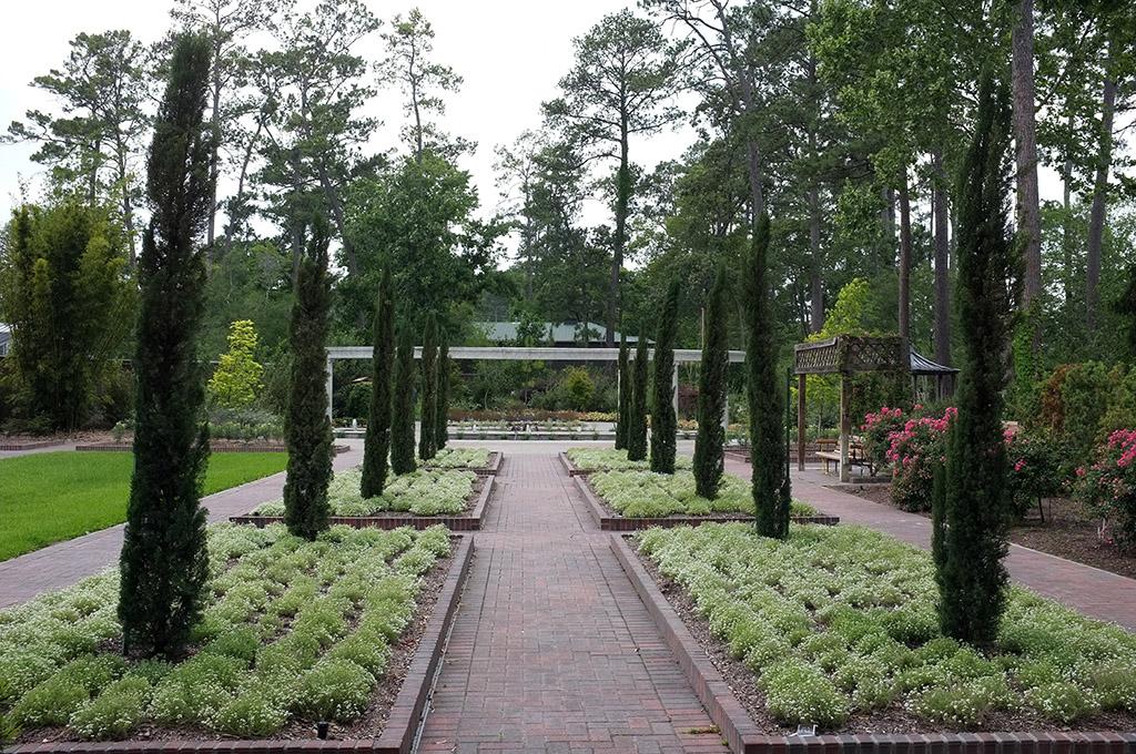 ... Formal Garden.